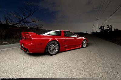 12.19.2011 / NSX + Genesis Coupe / Chino, California