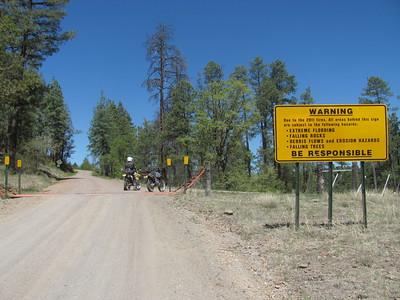 AZ- Red Hill Pass (UNP)