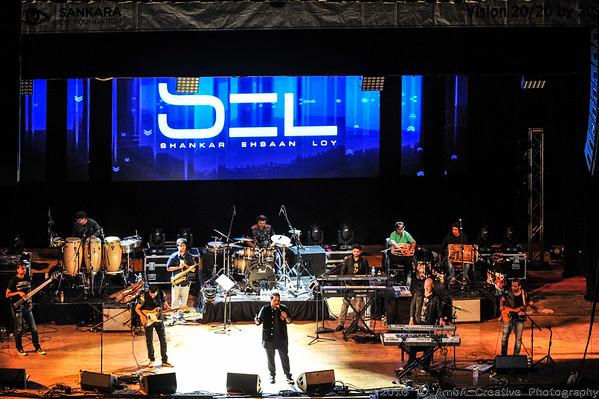 Concert - Shankar Ehsaan Loy - 2016