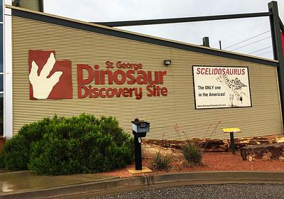 Dinosaur Discovery Site-St George