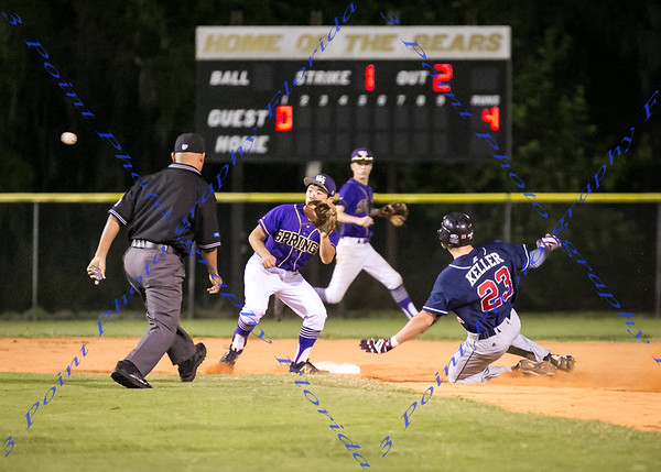 LBHS V Baseball vs. Winter Springs - Feb 27., 2018