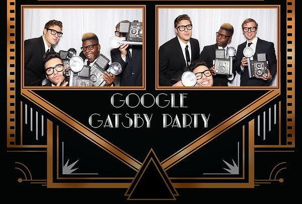Google Gatsby Party 12-10-16