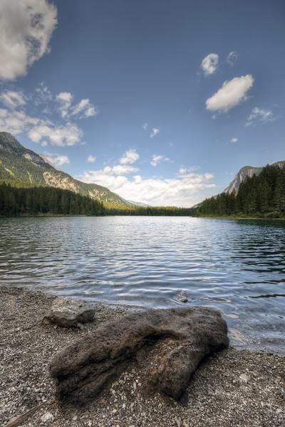Lago di Tovel - Tuenno, Trento, Italy - August 11, 2012