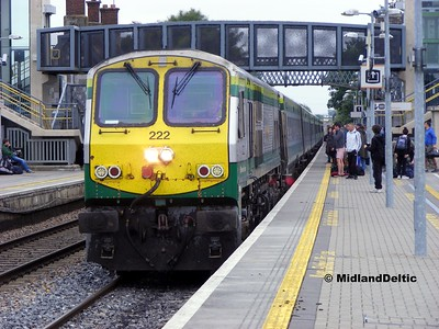 Electric Picnic Exodus - Portlaoise (Rail) 07-09-2015