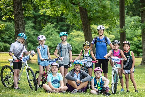Little Bellas - Mountain Biking Camp 2019