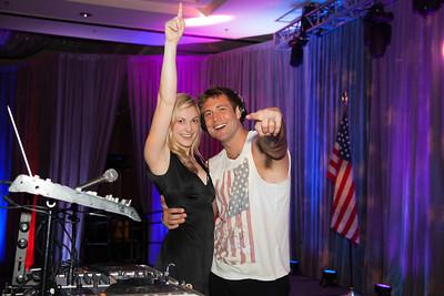 San Diego USO Gala 2014