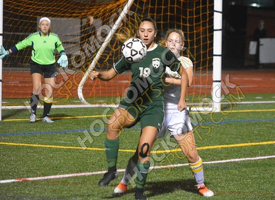 King Philip - Mansfield Girls Soccer 10-24-17