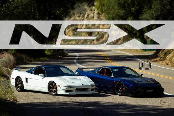 Palomar Mountain NSX's