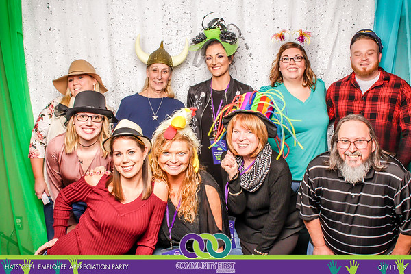 Community First Solutions: Employee Party 2019