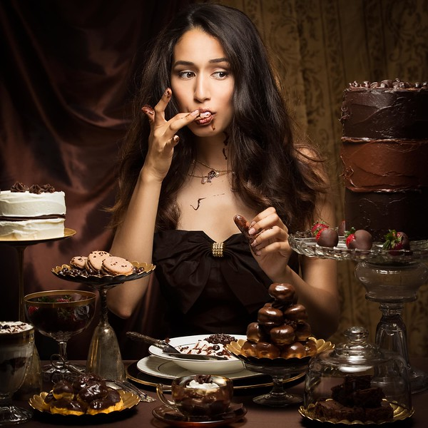 Chocolate Indulgence by Sam Breach 2015