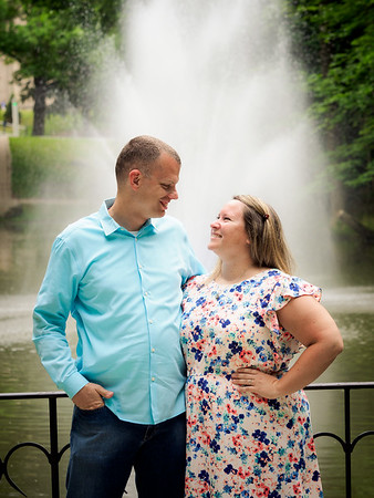 Corry & Kelly - Engagement