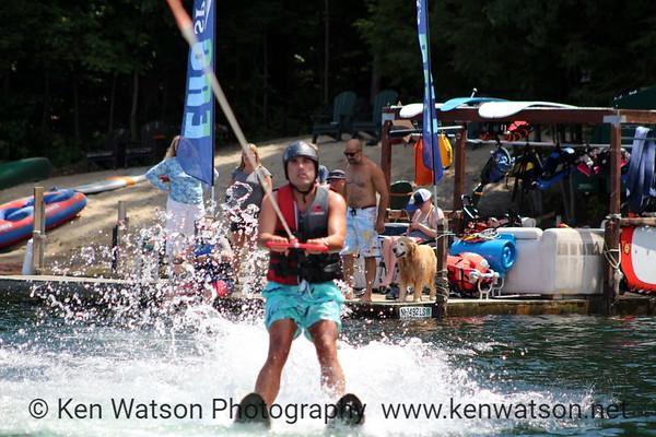 2021-07-28 EAS Waterskiing