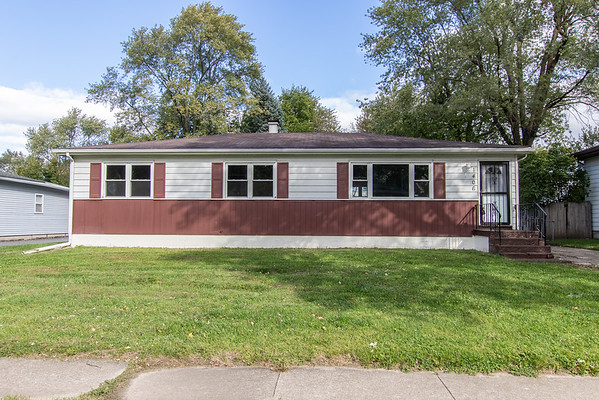 1406 W 61st Place - Merrillville, IN