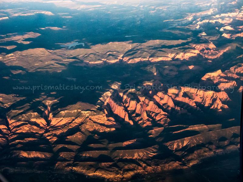 Utah at sunset