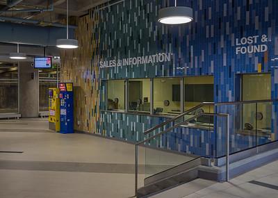 Civic Center Station - Interior