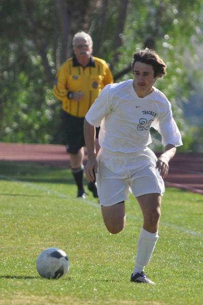Thacher v Cate Soccer Feb 2012