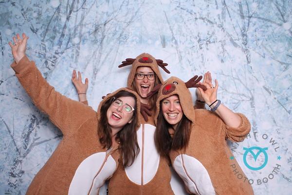 Hewlett Foundation Holiday Party