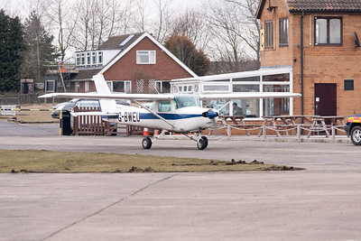Sandtoft Airfield