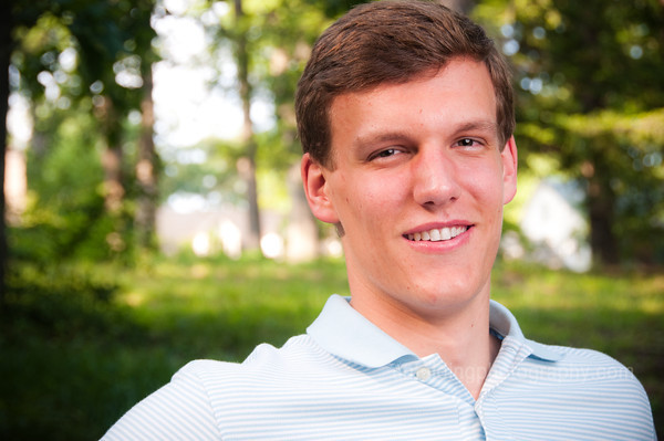 Josh - Senior Portraits