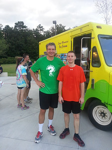 5th Annual Prediction Trail Run 8-1-13