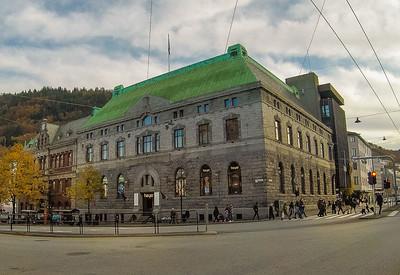 Norway: 2019 Oct 19 - Bergen City Walk