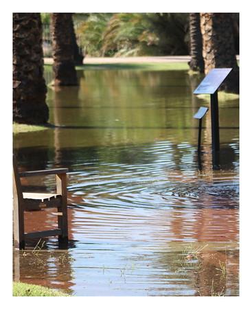 Manistee Ranch Flood Photos