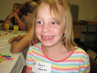 Shelley's birthday 2008
