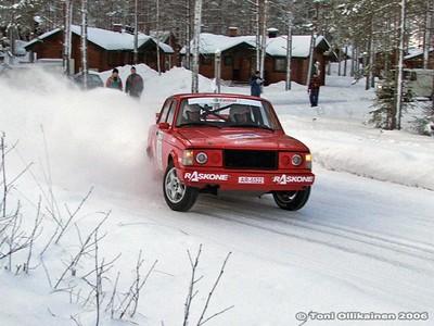 04.02.2006 - Prisma Ralli, Savonlinna