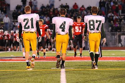 Varsity Football @ Newton 2011