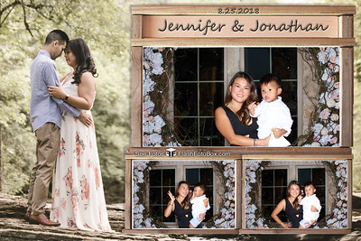 Jennifer & Jonathan Wedding - August 25, 2018