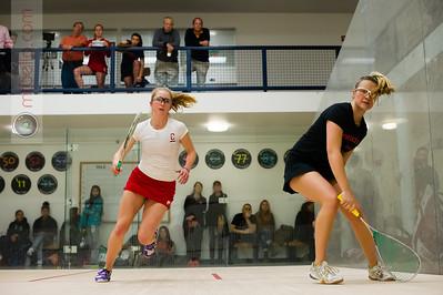 2014-11-08 Danielle Letourneau (Cornell) and Olivia Fiechter (Princeton)