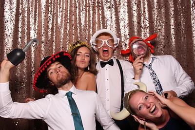 10-13-17 Becky Hudson/AJ Janeczek Wedding