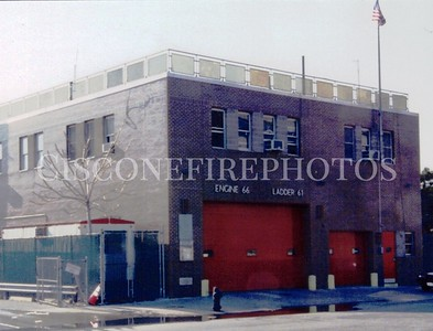 Engine 66 - Ladder 61