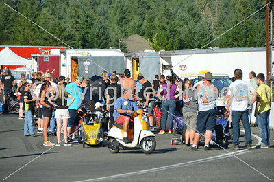Jr Dragster #10 & NHUA - Aug 9th, 2014