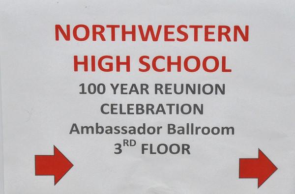 Northwestern HS 100 Year Celebration 2014