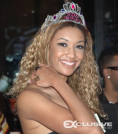 TOP MODEL AND SOCIALITE ERICKA CELEBRATES HER BIRTHDAY WITH EXCLUSIVE ACCESS (ATLANTA, GA.)