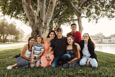 Petley Family