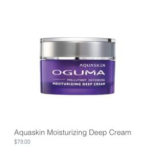 Oguma Aquaskin Moisturising Deep Cream