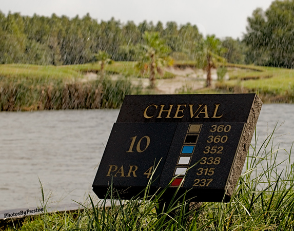 Cheval --  The View from hole #10