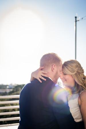 Julieanne and Ian - Married!