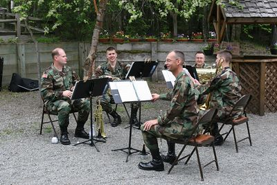 9th Army Band: Denali Brass
