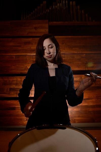 14207 Music percussion student Elizabeth Procopio 8-13-14