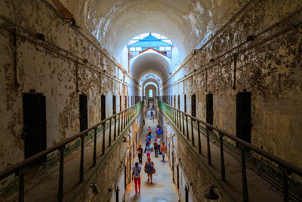 Eastern State Penitentiary (2015)
