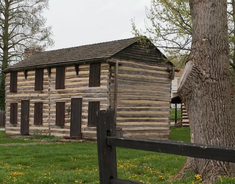 Kimmswick - Log Buildings IV