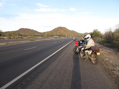 AZ- Robles Pass