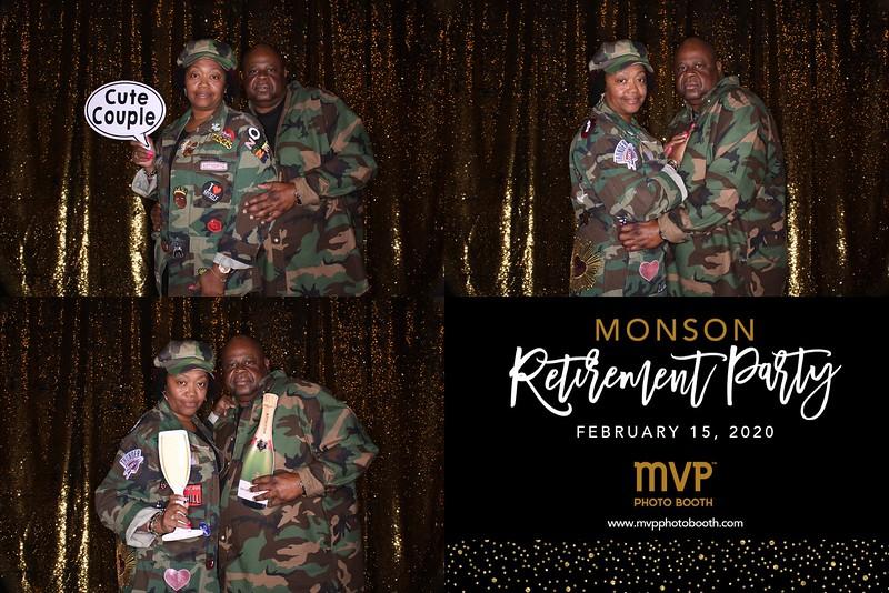 Terry Monson's Retirement Celebration