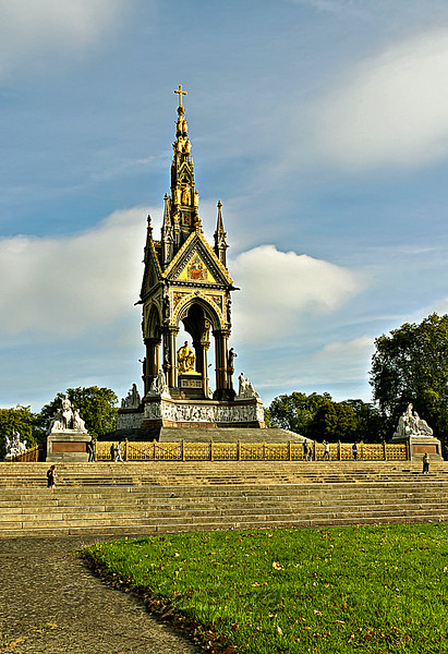 Albert Memorial - London