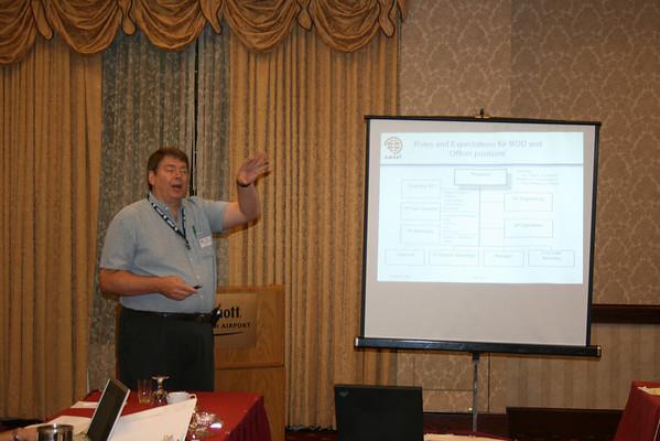 AMSAT BOD Meeting Pittsburgh 10 2007