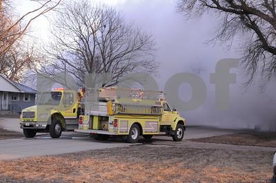 Pomeroy Fire