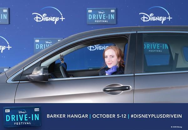 Disney+ Drive-In Festival 10/10